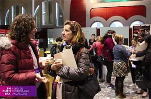 Vídeo informativo sobre el Foro de Empresarias Andaluzas Encuentra