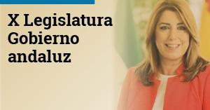 X Legislatura Gobierno andaluz Versión 2018 2 col