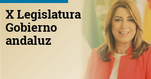 X Legislatura Gobierno andaluz