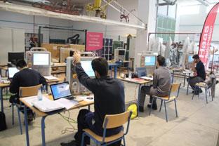 La actual convocatoria de cursos de formación profesional para desempleados arrancó el pasado año, con una programación que alcanzará los 1.500 cursos.