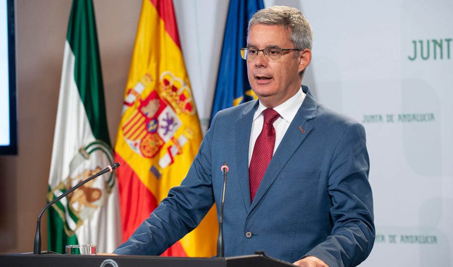 Blanco informa sobre la contratación de las obras del tramo Guadalmedina-Hospital Civil del metro de Málaga