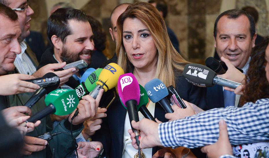 """Díaz apuesta por un """"compromiso claro de todas las comunidades"""" en la atención a menores"""
