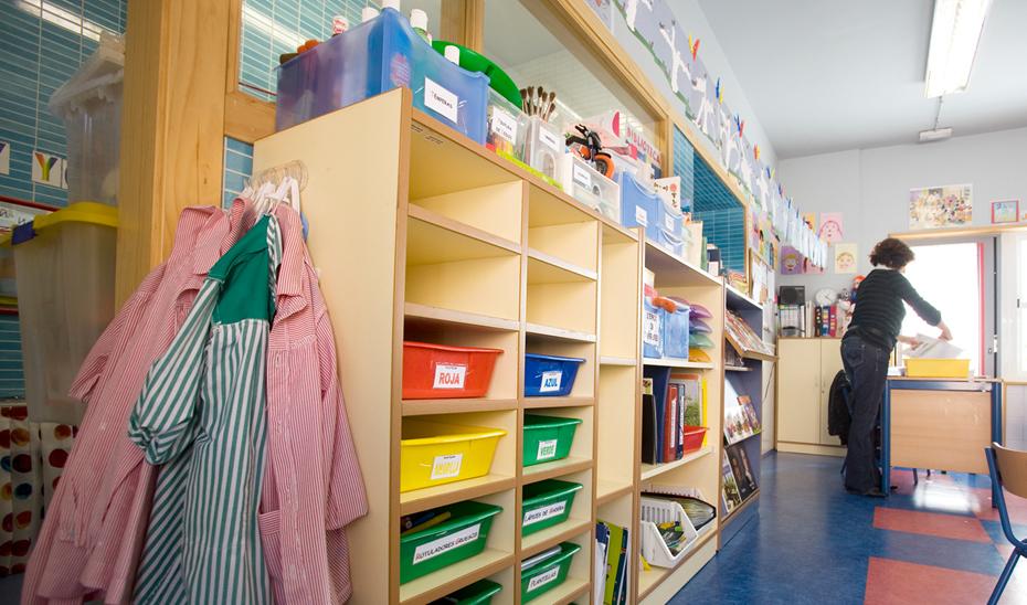 Las aulas infantiles con necesidades especiales recibirán artículos adaptados por un valor de más de 221.000 euros.