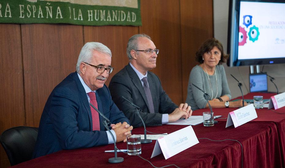 Jiménez Barrios afirma que la ley audiovisual marcará el futuro del sector