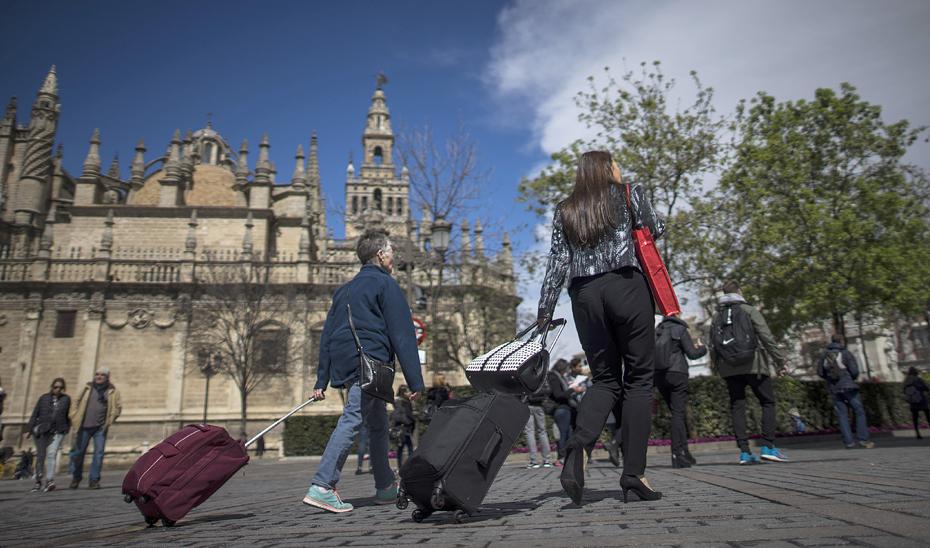 Andalucía se promocionará este fin de semana como destino de primavera, sol, playa, cultura, naturaleza y gastronomía.