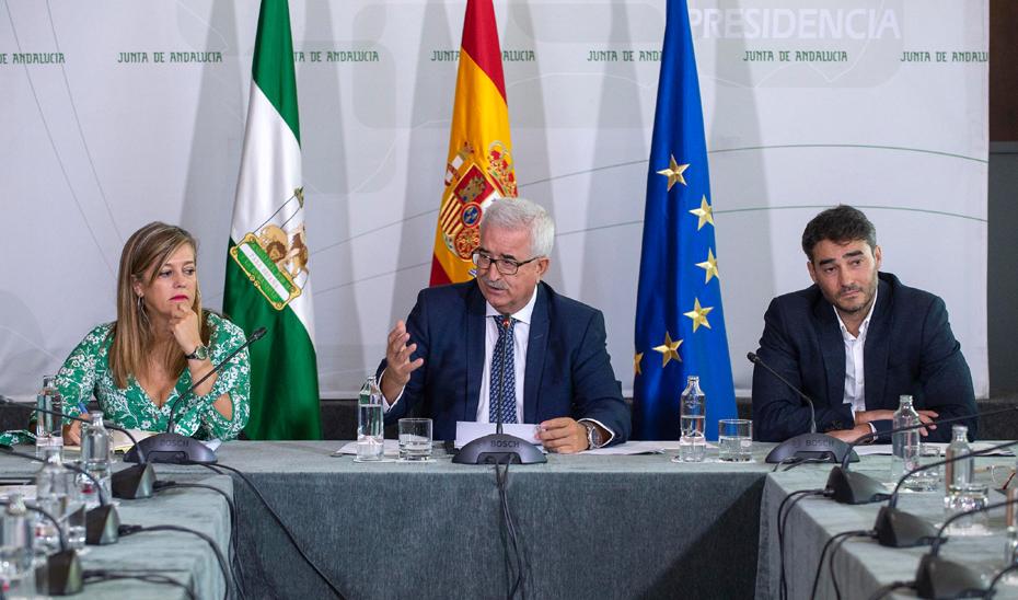 El Consejo de la Memoria aborda el Plan Andaluz y el decreto de simbología