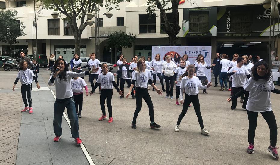 La titular de Salud ha participado en el inicio de la Semana de la Enfermedad Inflamatoria Intestinal (EII) que organiza el Hospital Universitario Reina Sofía.