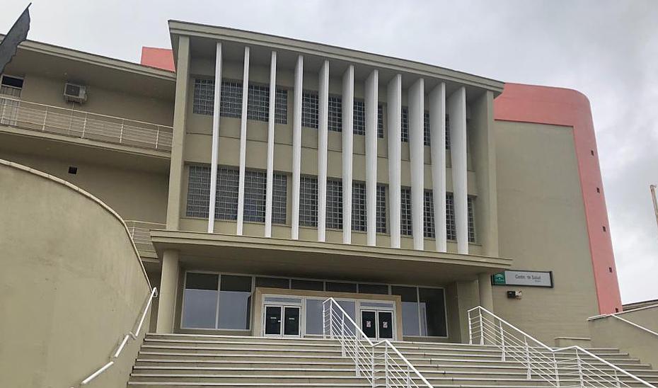 Centro de salud de Medina Sidonia, en La Janda.