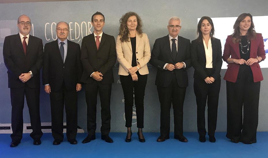 Jiménez Barrios reivindica la conexión ferroviaria para impulsar el Campo de Gibraltar