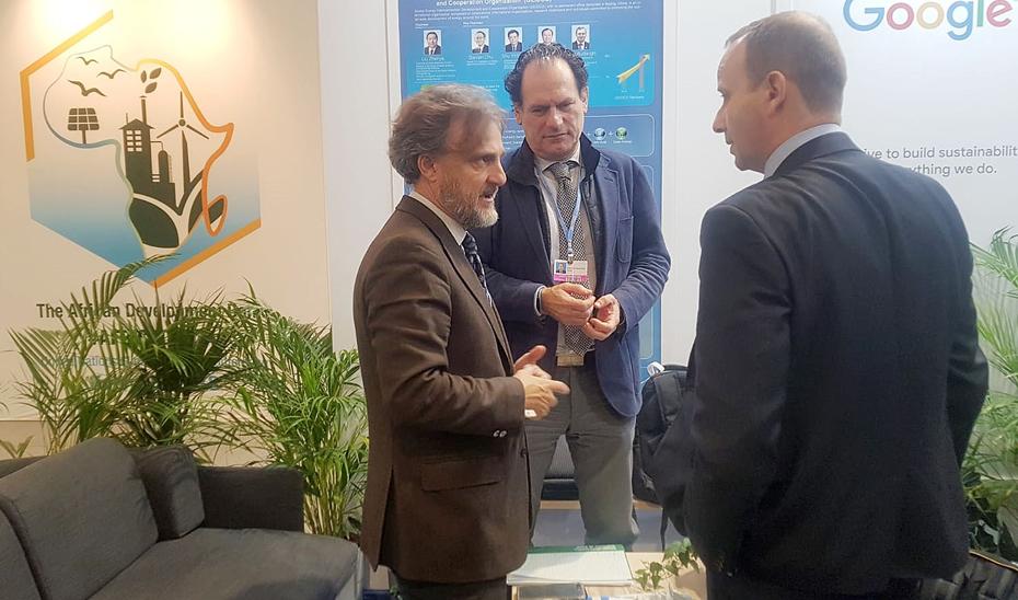 El consejero de Medio Ambiente y Ordenación del Territorio, José Fiscal, ha encabezado la delegación de la Junta de Andalucía de la COP24, la Conferencia de las Partes de la Convención Marco de las Naciones Unidas sobre el Cambio Climático de 2018.