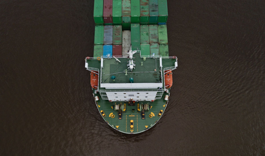 Las exportaciones andaluzas por vía marítima baten un nuevo récord de ventas con 13.623 millones.