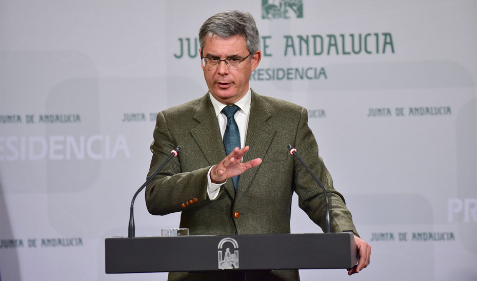 Blanco informa sobre la recta final del proceso para la declaración de la Sierra de las Nieves como Parque Nacional