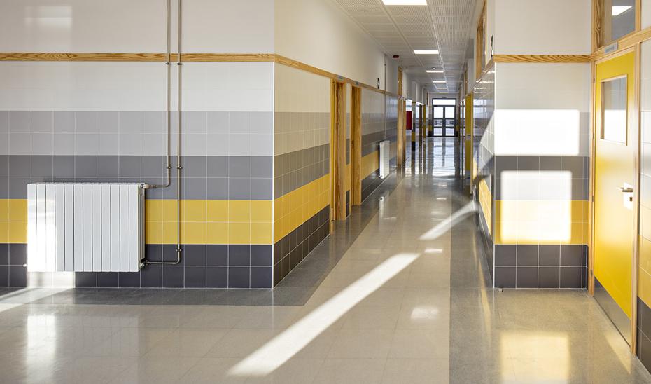 Durante 2018, se van a realizar 200 actuaciones del Programa de climatización sostenible y rehabilitación energética en centros docente públicos.