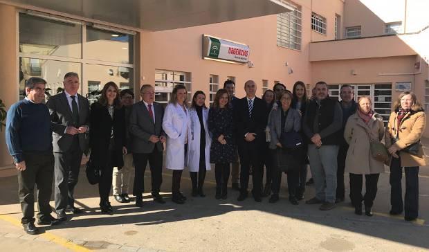 El centro de salud de Lepe amplía las Urgencias y mejora la accesibilidad