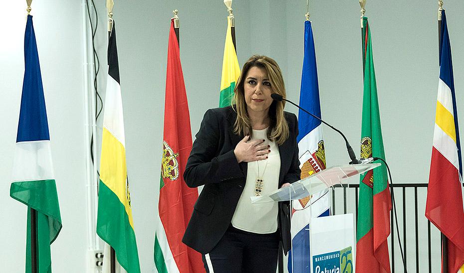 Intervención de la presidenta en el acto conmemorativo del XXV Aniversario de la Mancomunidad de Beturia