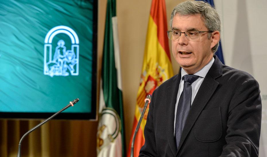 Blanco informa sobre la declaración institucional con motivo del 28 de Febrero