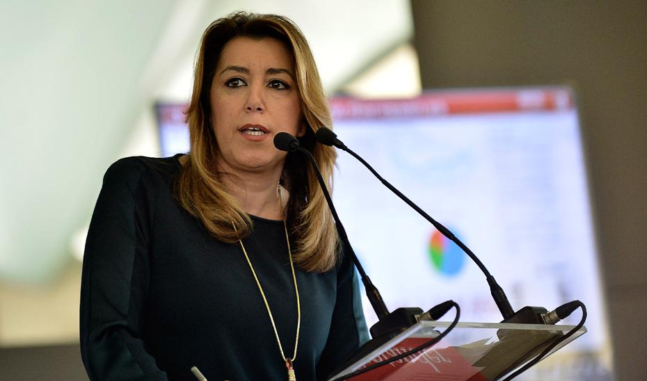 Intervención de Susana Díaz en el Foro Diálogos 'Jaén, Nuevo Milenio' de Diario Jaén (audio mp3)
