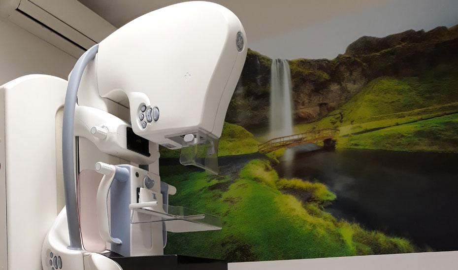 Nuevo equipamiento del Hospital de Valme.