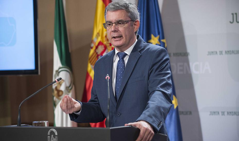 Blanco insta al Gobierno a demostrar que apuesta por Algeciras con el corredor ferroviario