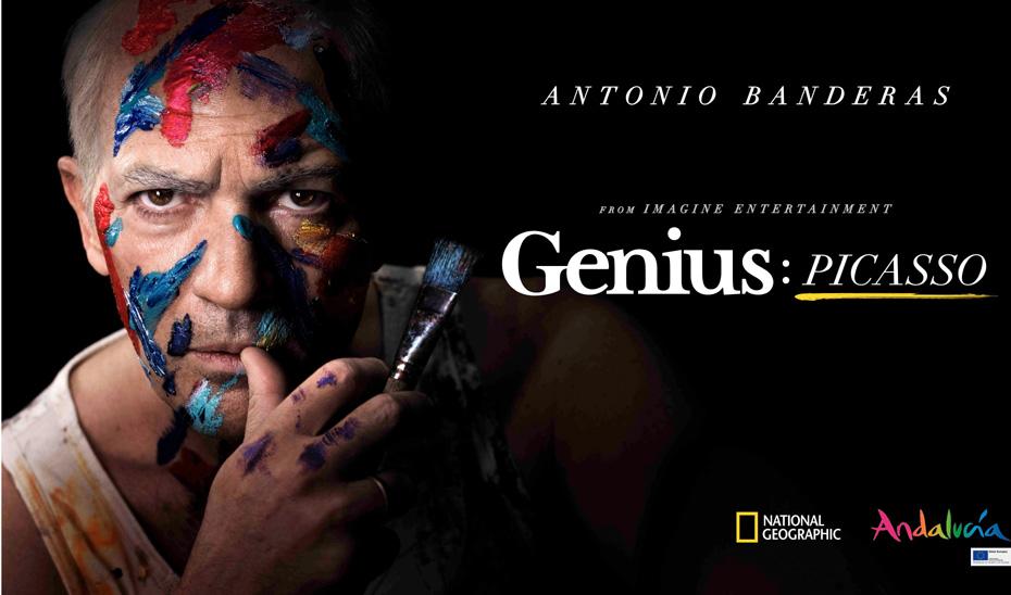 La segunda temporada de 'Genius' se centra en la vida de Picasso y está protagonizada por Antonio Banderas.