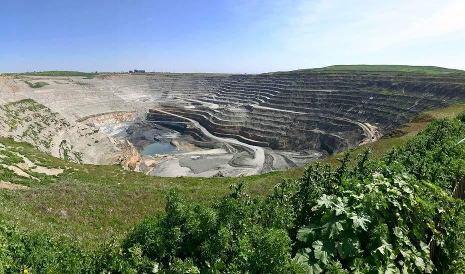 El sector de la minería factura más de 1.200 millones anuales y genera más de 20.000 empleos.