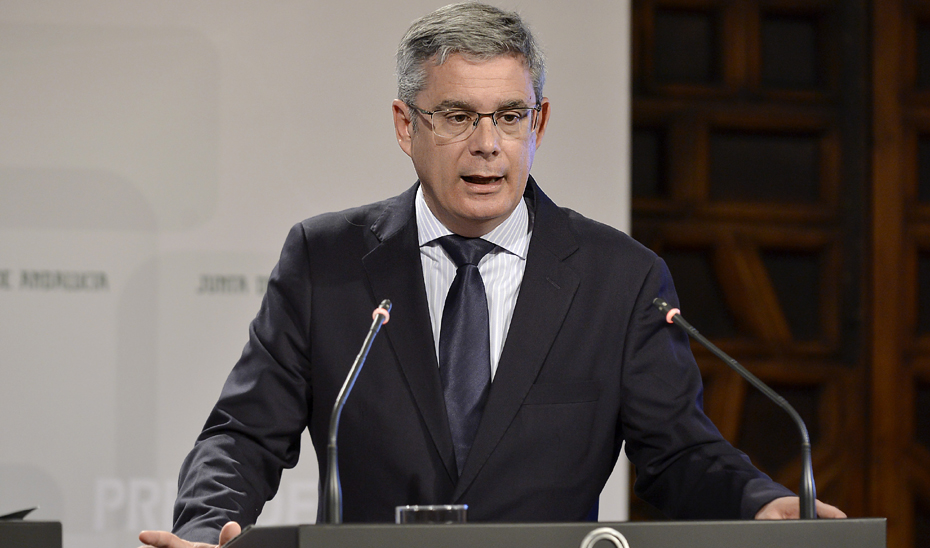 Blanco resalta el acuerdo con partidos políticos y sociedad civil sobre el modelo de financiación