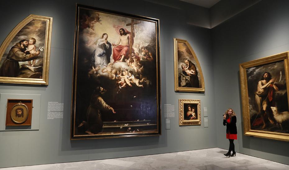 El Bellas Artes de Sevilla sigue siendo el museo más visitado de Andalucía.