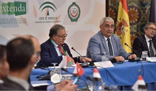 Ramírez de Arellano anuncia que el comercio con los países árabes crece un 30% en una década
