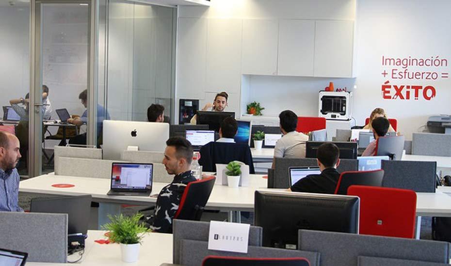 Iniciativas empresariales en el campo de las nuevas tecnologías.