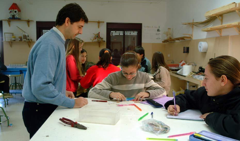 Andalucía desde 2005 ha recibido 21 premios nacionales educativos y seis europeos.