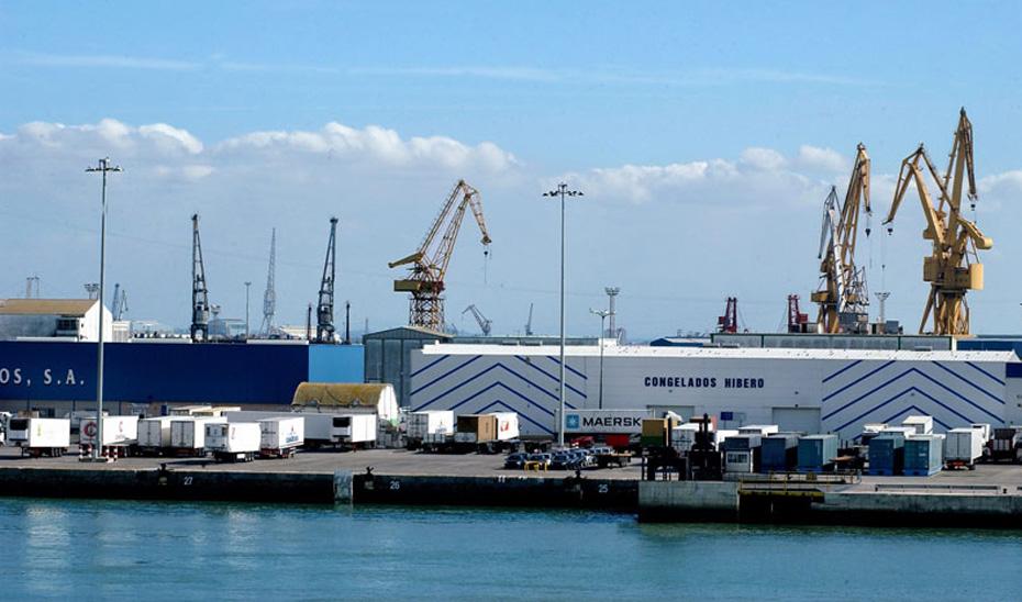 El Puerto de Algeciras es el segundo del mundo que más incrementó su conectividad en el cuarto trimestre de 2017.