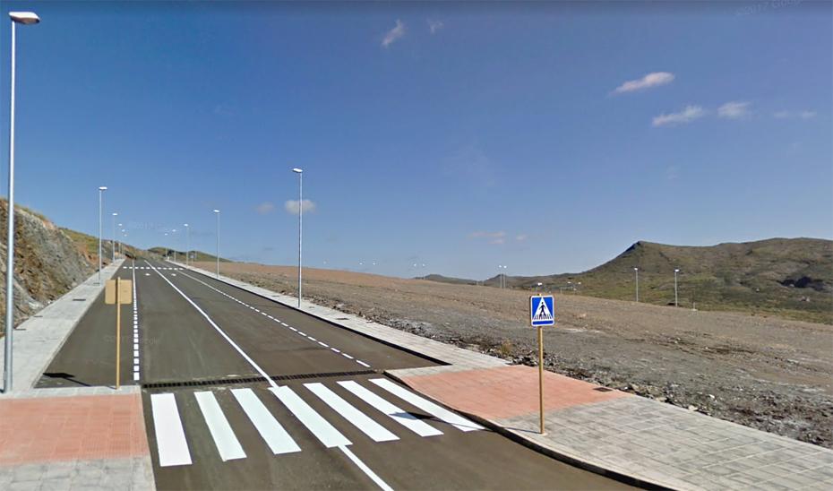 Suelos ofertados por la Junta de Andalucía en Gérgal, en la provincia de Almería.