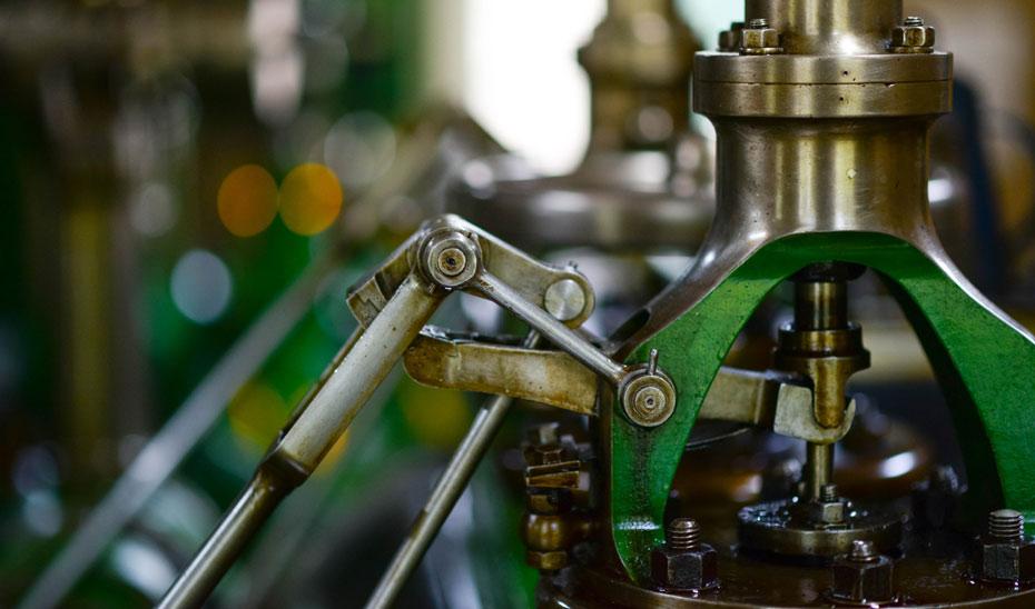 Economía ha ofrecido los datos de producción industrial del pasado mes de marzo.