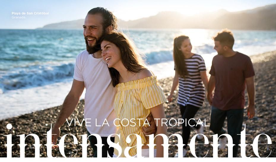 Campaña del Plan Costa Tropical.
