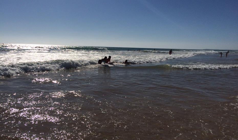 Las aguas de baño de las playas andaluzas se encuentran dentro de los niveles de calidad establecidos.