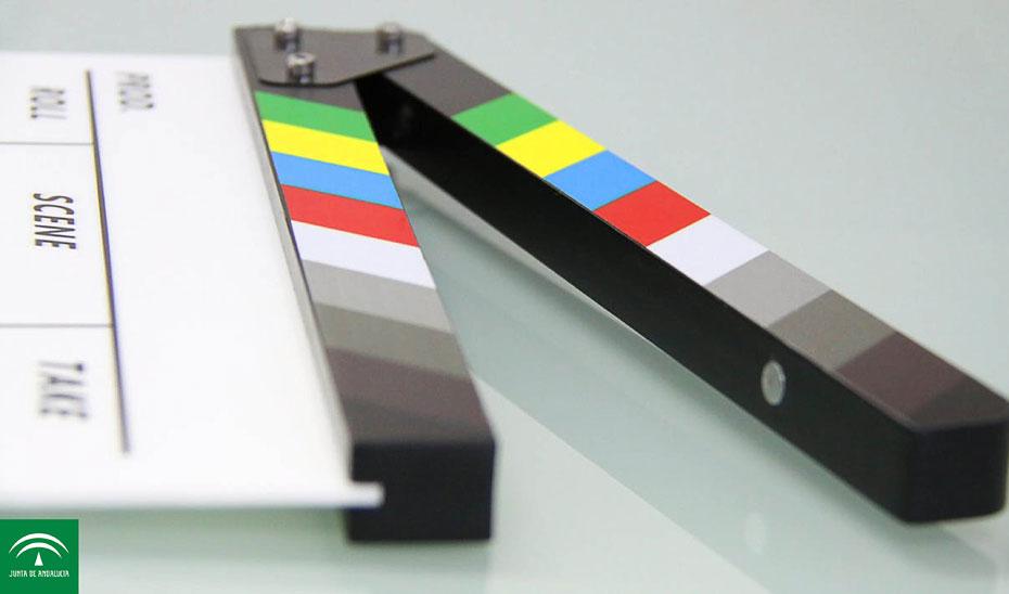 Animación gráfica sobre la Ley del Cine de Andalucía