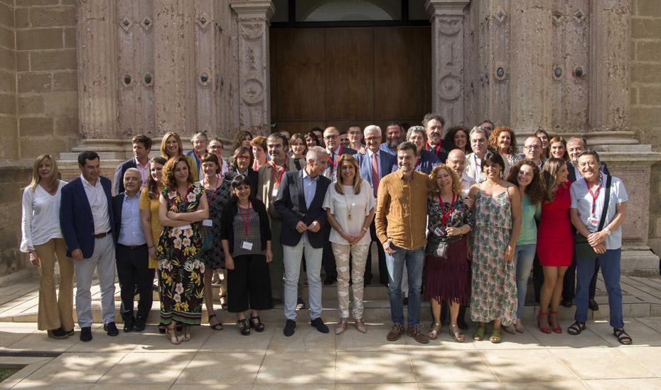 Aprobación de la Ley del Cine de Andalucía
