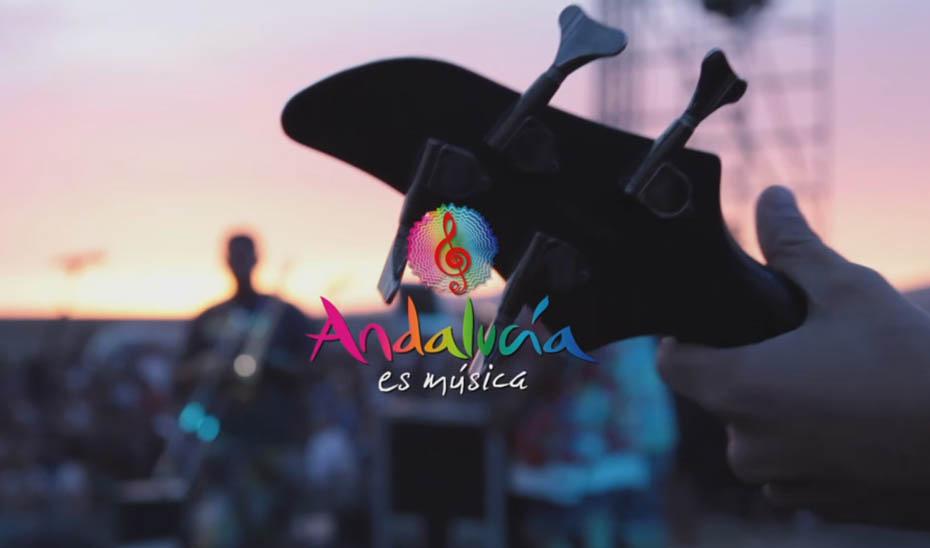 Campaña Andalucía es Música