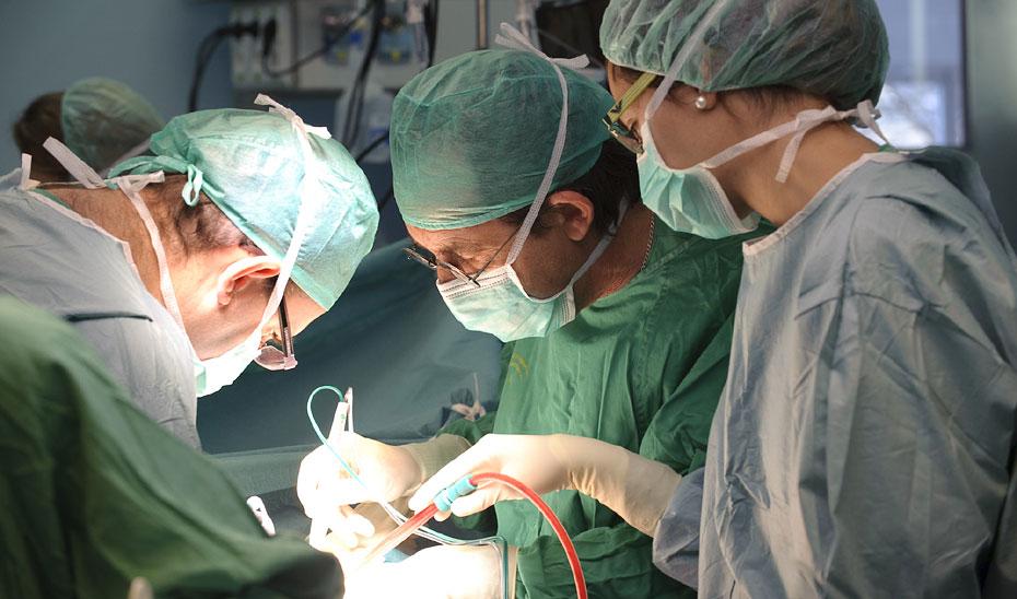 Los hospitales andaluces registran 684 trasplantes de órganos