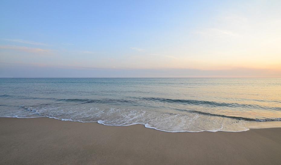 Una de las playas de Andalucía, cuarto destino nacional.