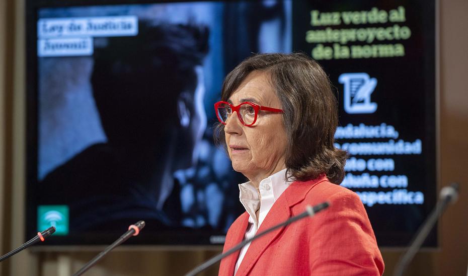 Aguilar expone la Ley de Justicia Juvenil que elevará al máximo rango las políticas de reinserción de los menores infractores