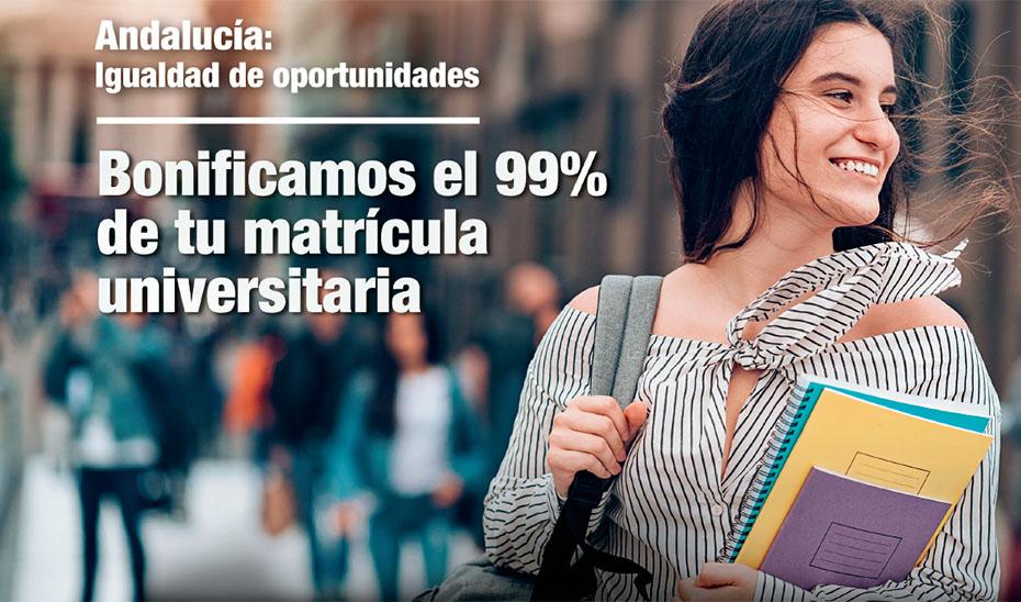 Hoy más que nunca, Universidad de Andalucía