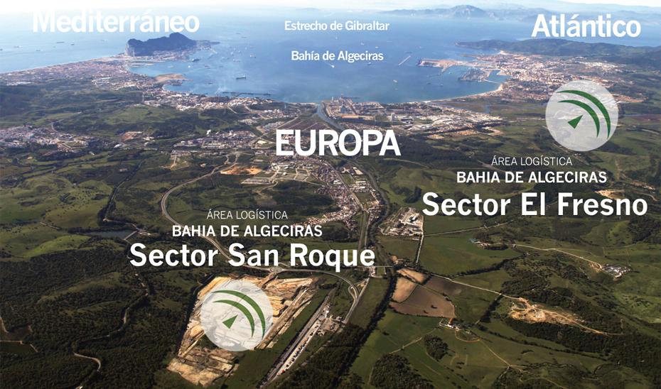 El nuevo espacio ocupará inicialmente con 120 hectáreas en el Sector San Roque.