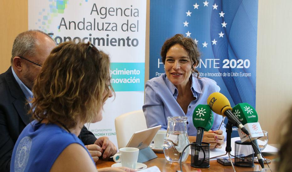 Según Gálvez, las soluciones más demandadas por el sector público andaluz \u0027se relacionan con el big data, el reciclaje de materiales y residuos, aplicaciones o plataformas TIC\u0027.