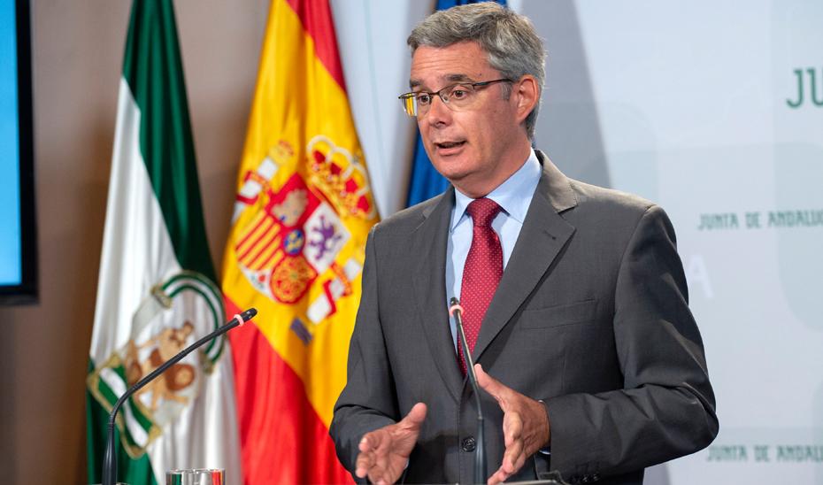 Blanco avanza una partida de 2,99 millones a nuevas obras urgentes para recuperar Las Peñuelas