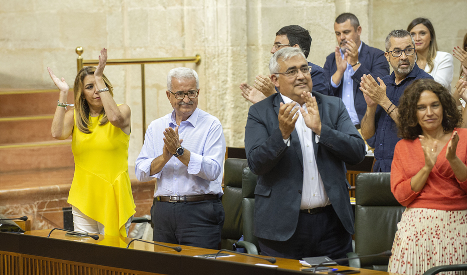 Andalucía amplía por Ley la protección de las víctimas de la violencia de género