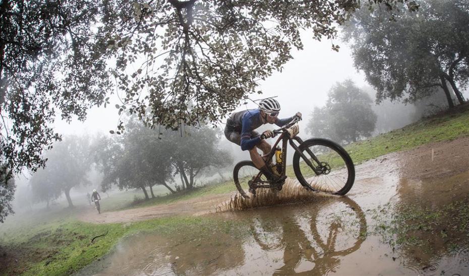 Esta carrera reunió en su última edición a unos 800 deportistas de 30 países (Foto: Andalucía Rice Bike).