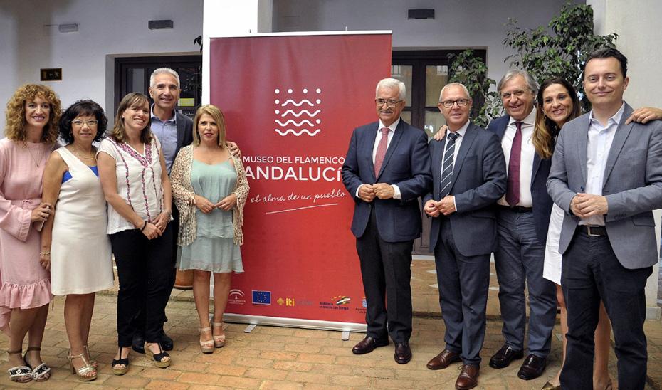 Presentación del proyecto del Museo del Flamenco de Andalucía