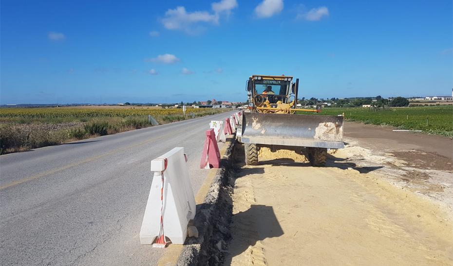 La Consejería de Fomento licita diez contratos de conservación de carreteras de la red viaria de titularidad autonómica andaluza.