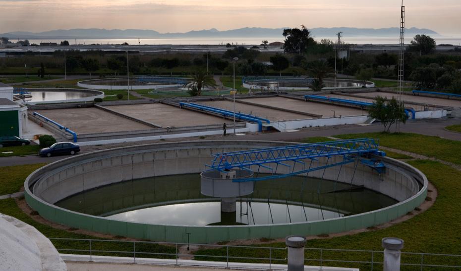En la actualidad en torno al 90% de la población andaluza cuenta con una infraestructura que le permite depurar sus aguas.
